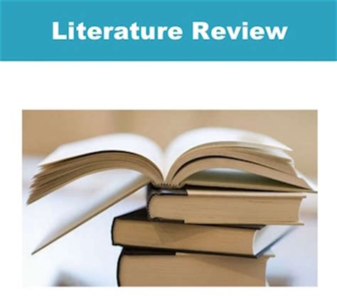 What is a literature review? - Te Wharepūrākau Library